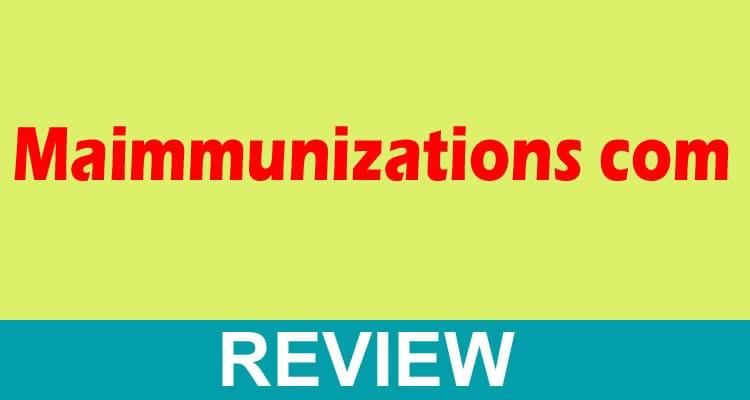 Maimmunizations com 2021