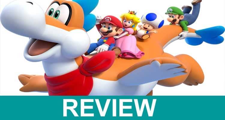 Mario 3d World 1-4 Stars 2021.