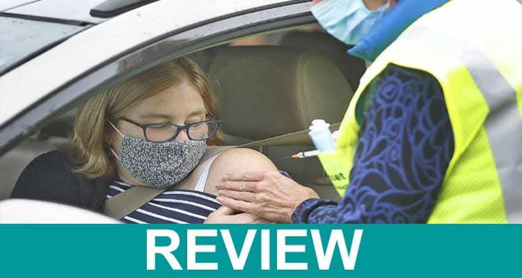 Marshfield Fairgrounds COVID Vaccine 2021
