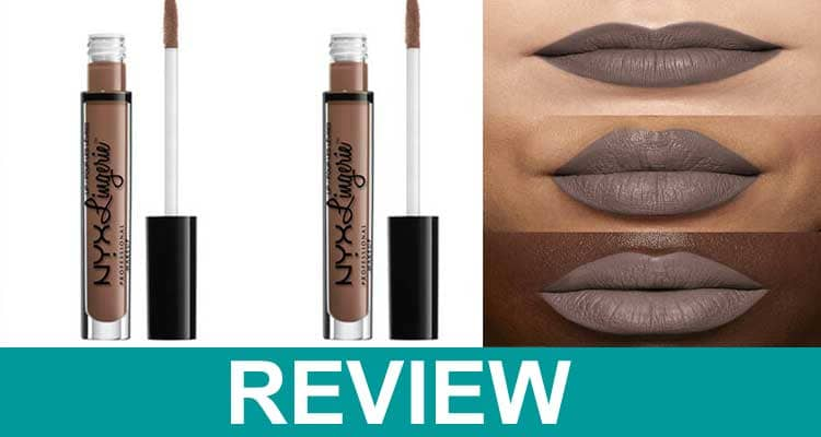 Mask Proof Lipstick Nyx Reviews 2021