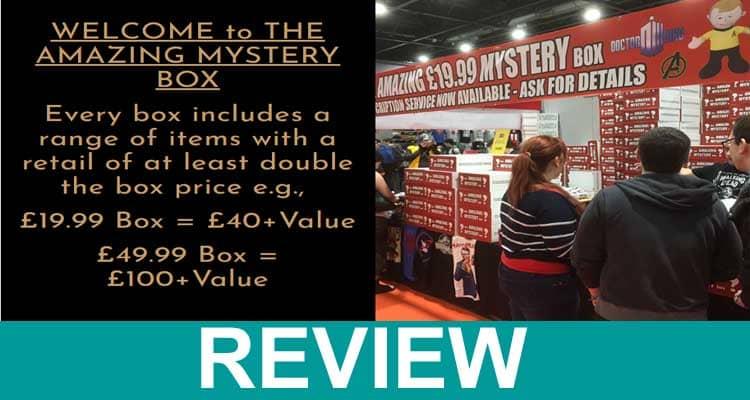 Mason New Mystery Box Review 2021.