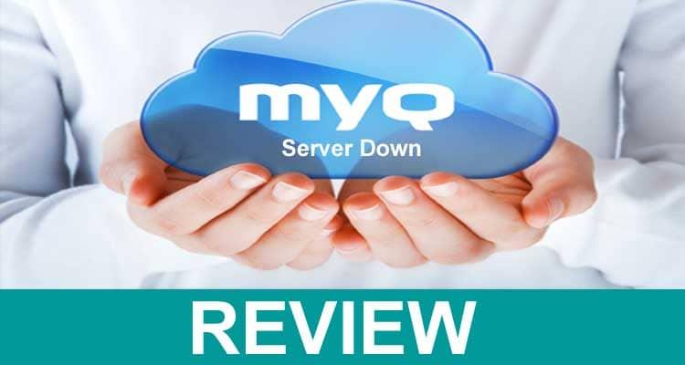 Myq Server Down 2021
