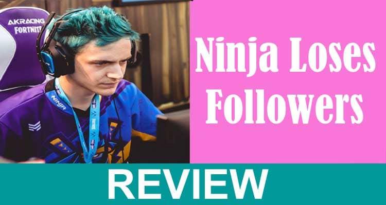 Ninja Loses Followers 2021