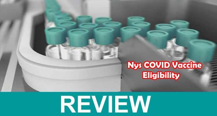 Nys COVID Vaccine Eligibility 2021