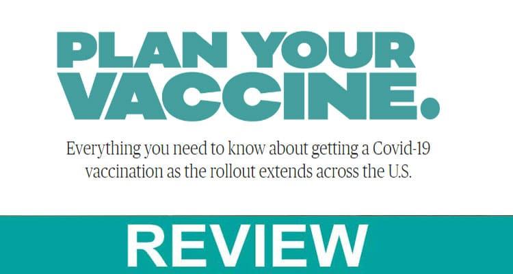 Planyourvaccine Com Website 2021