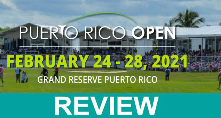 Puerto Rico Golf Tournament 2021