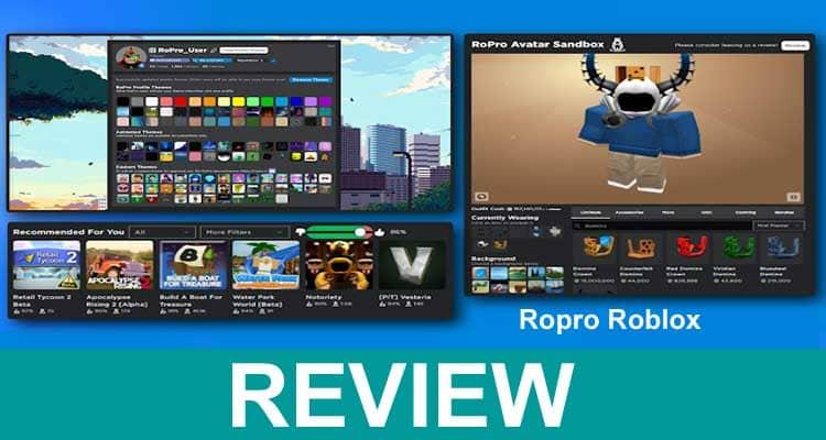 Ropro Roblox 2021