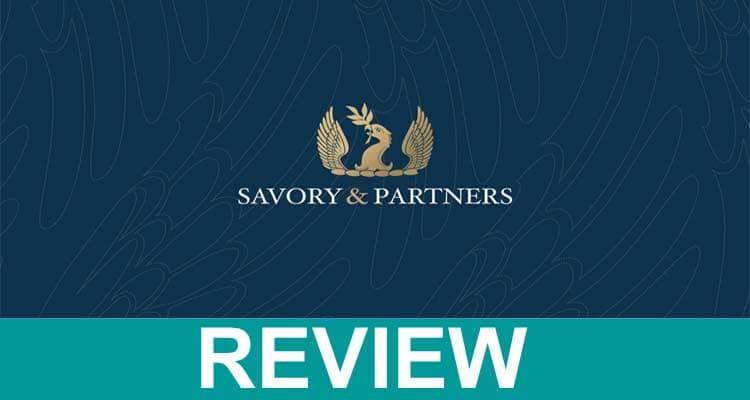 Savory And Partners Blog 2021.