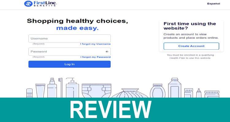 Shopfirstlinebenefits Com Reviews 2021