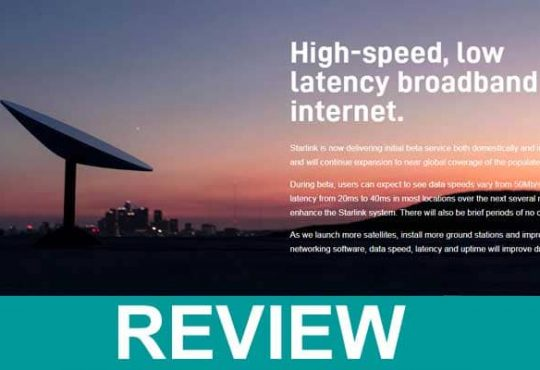 Starlink Internet Reviews 2021