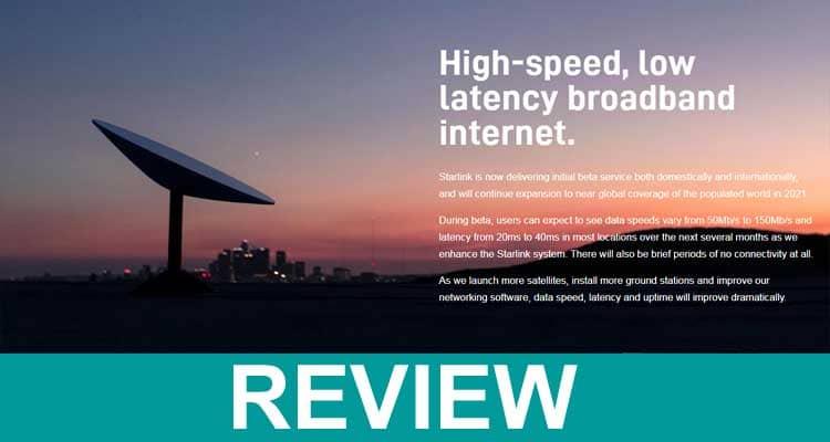 Starlink Internet Reviews 2021
