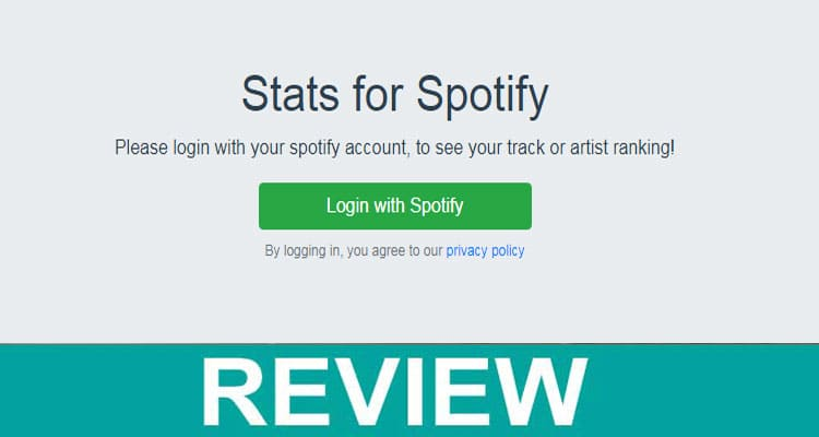 Statsforspotify-Review