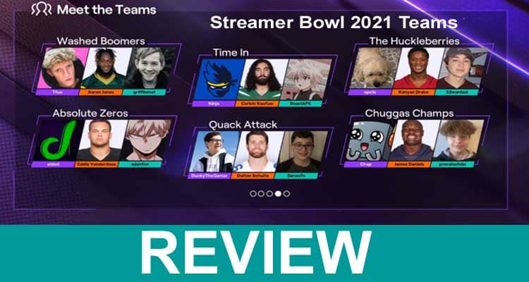 Streamer Bowl 2021 Teams 2021.