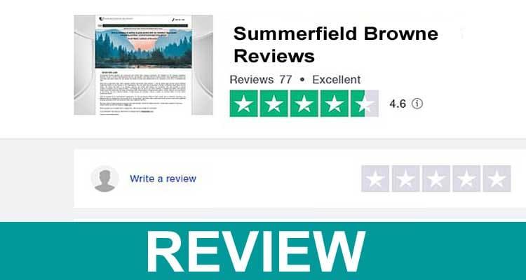 Summerfield Browne Reviews 2021.