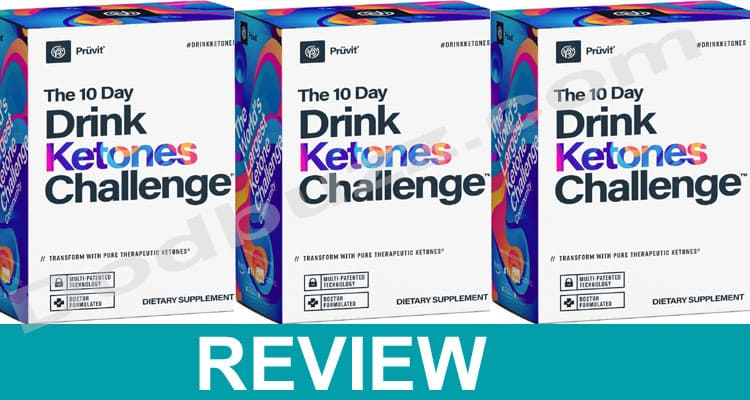 The 10 Day Drink Ketones Challenge Reviews (February)