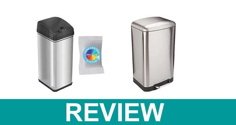 Touchless Trash Can Vacuum Reviews 2021.