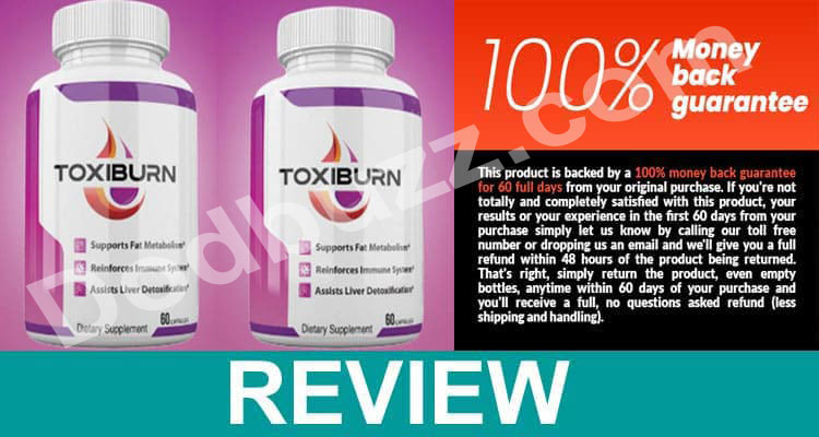 Toxiburn Official Website {Feb 2021} Are You Buying 2021