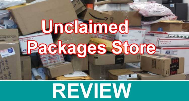 Unclaimed Packages Store 2021