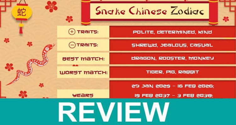 What Does Snake Mean in Chinese Zodiac Review 2021