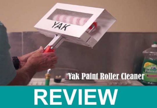 Yak Paint Roller Cleaner 2021