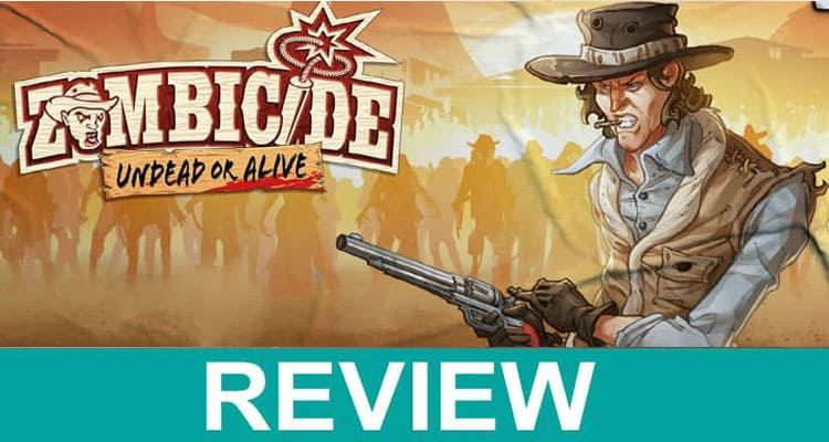 Zombicide Undead or Alive Review 2021