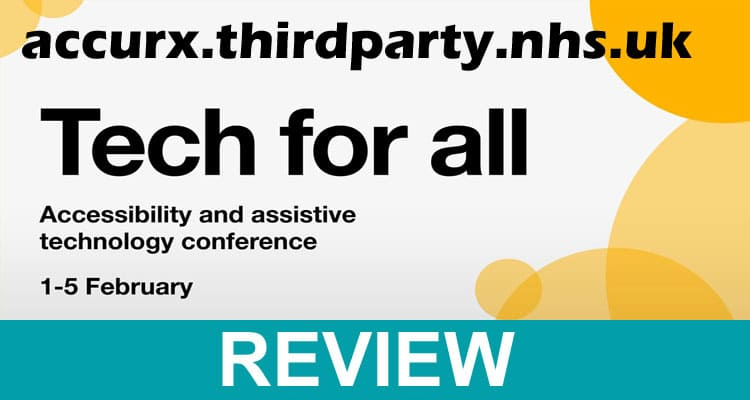 accurx.thirdparty.nhs.uk 2021