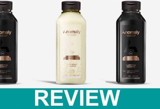 Anomaly Shampoo Review 2021