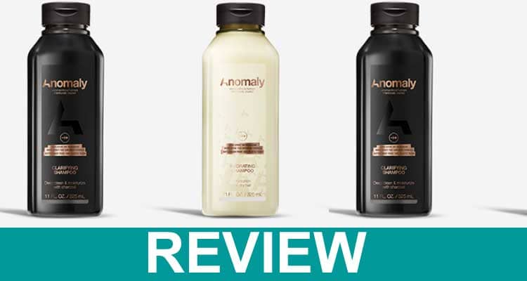 Anomaly Shampoo Review 2021