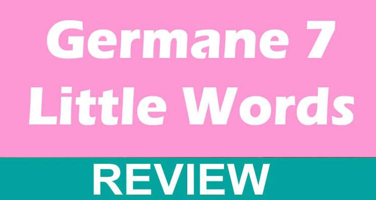 Germane-7-Little-Words