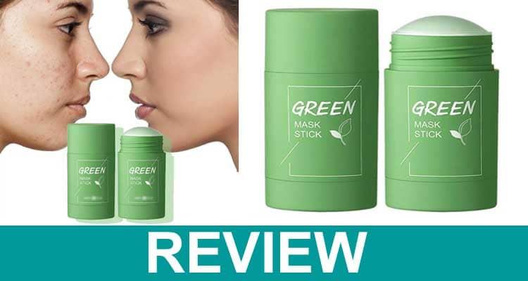 Green Tea Mask Stick Reviews 2021