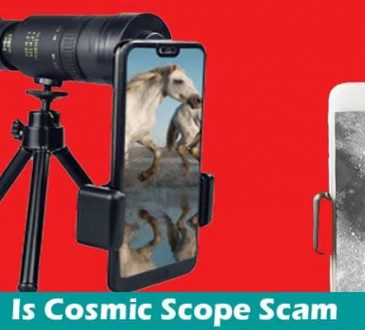 Is Cosmic Scope Scam 2021