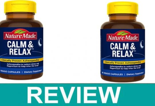 Nature Made Calm And Relax Reviews 2021