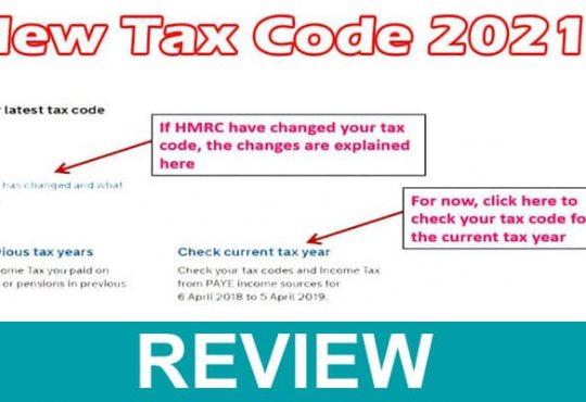 New Tax Code 2021 Dodbuzz