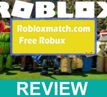 Robloxmatch.com Free Robux 2021