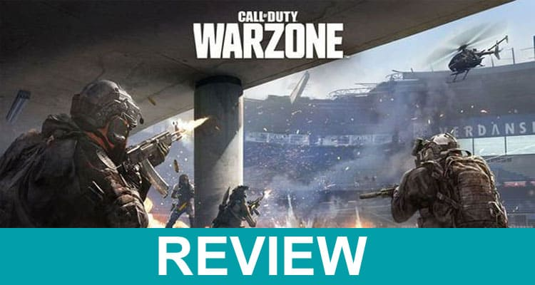Warzone 1.34 Patch Notes 2021