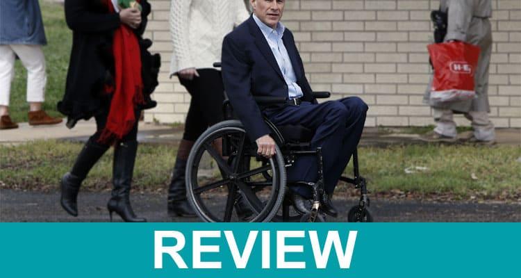 Why Is Abbott In A Wheelchair 2021
