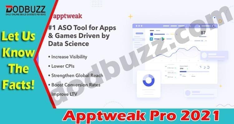 Apptweak Pro 2021