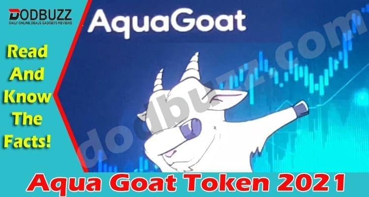 Aqua Goat Token {April} Get Currency Insight Here!