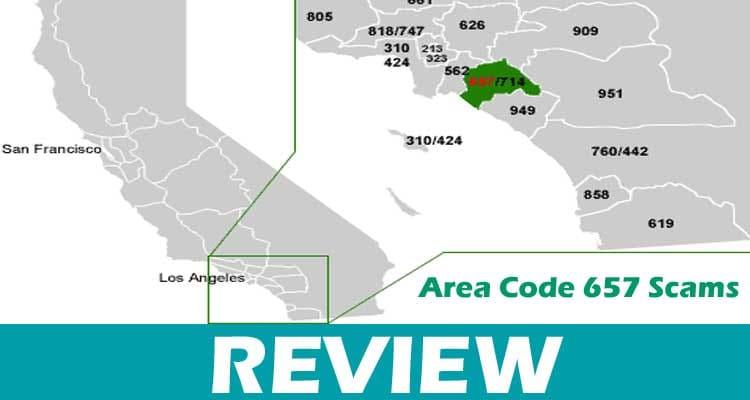 Area Code 657 Scams Dodbuzz.com