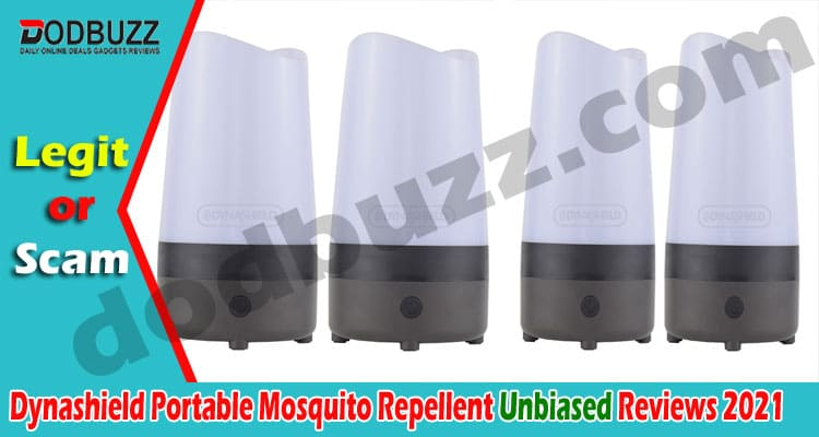 Dynashield Portable Mosquito Repellent Reviews [Apr]