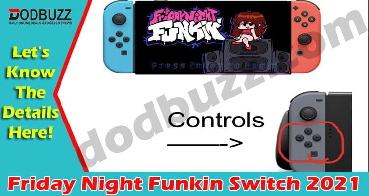 Friday Night Funkin Switch (April) Checkout Details!