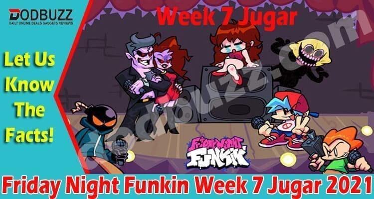 Friday Night Funkin Week 7 Jugar {April} Read In Detail!