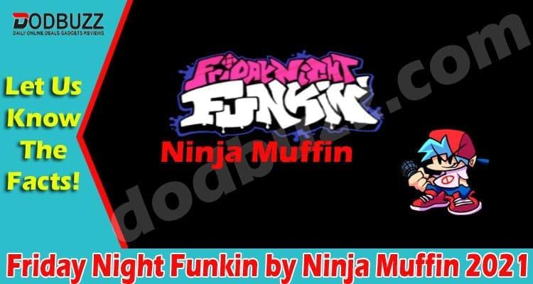 Friday Night Funkin by Ninja Muffin 2021.