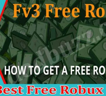 Fv3 Best Free Robux 2021