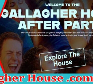Gallagher House.Com (April 2021) Let's Read About It!