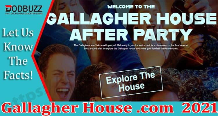 Gallagher House.Com (April 2021) Let's Read About It!