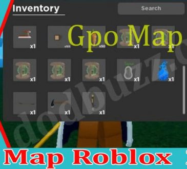 Gpo Map Roblox 2021