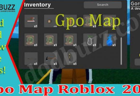 Gpo Map Roblox 2021