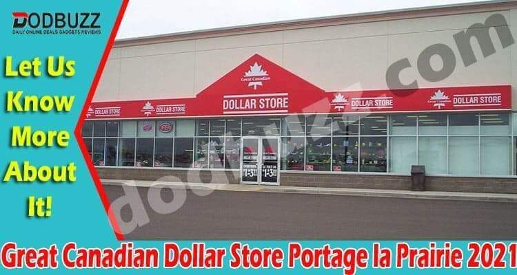 Great Canadian Dollar Store Portage la Prairie {April}