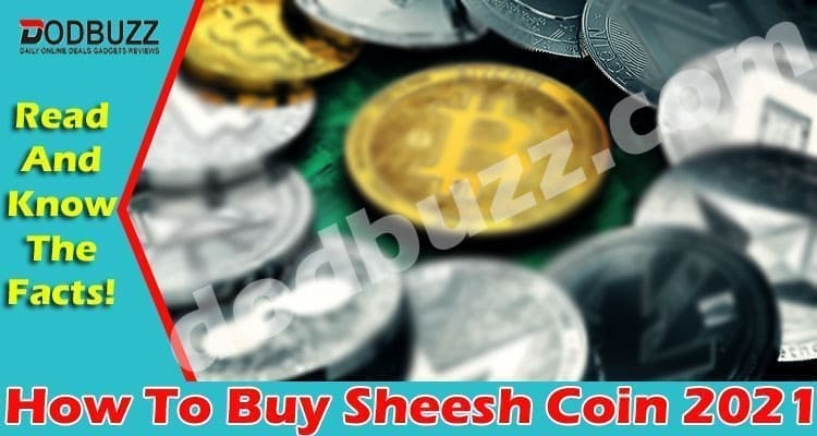 How To Buy Sheesh Coin 2021